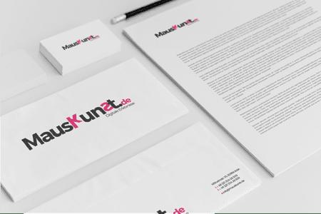 Wir entwickeln Ihr Briefpapier Design
