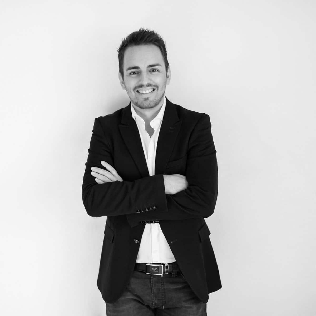 Cristian Torrents - Projektleiter von Mauskunst