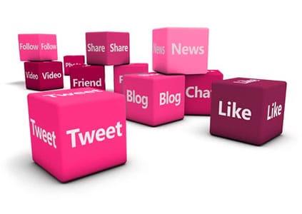 Gezielt potentielle Kunden in sozialen Netzwerken ansprechen