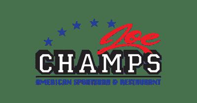 Logo - Joe Champs - American Sportsbar & Restaurant